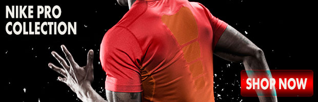 Thermoactive Nike Pro collection